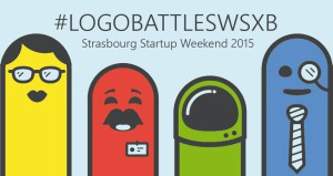 visuel Logo Battle Stratup weekend