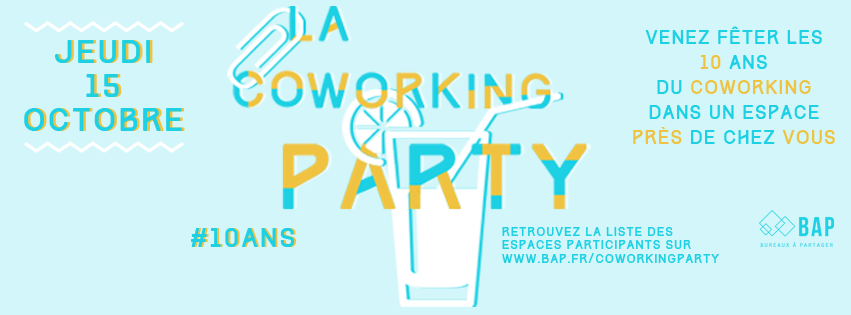 Coworking party