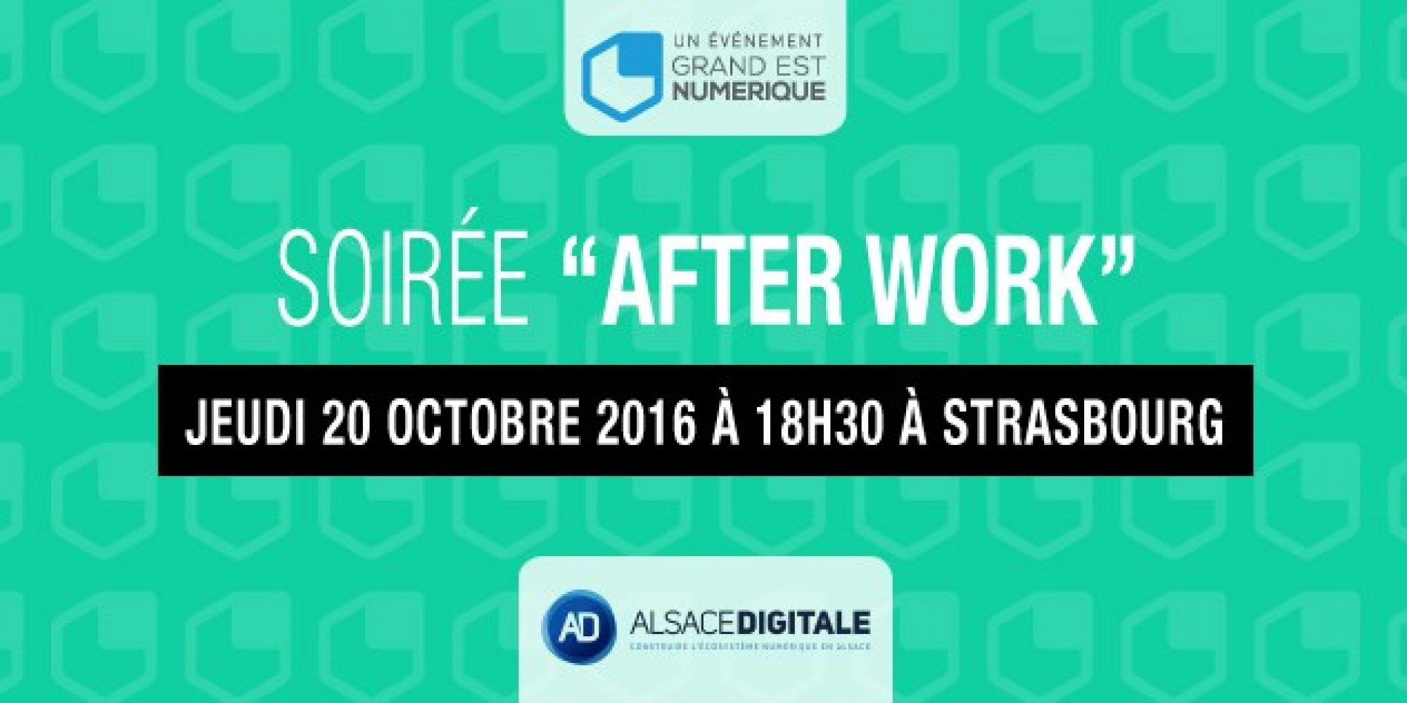After Work Grand Est Numérique au Shadok