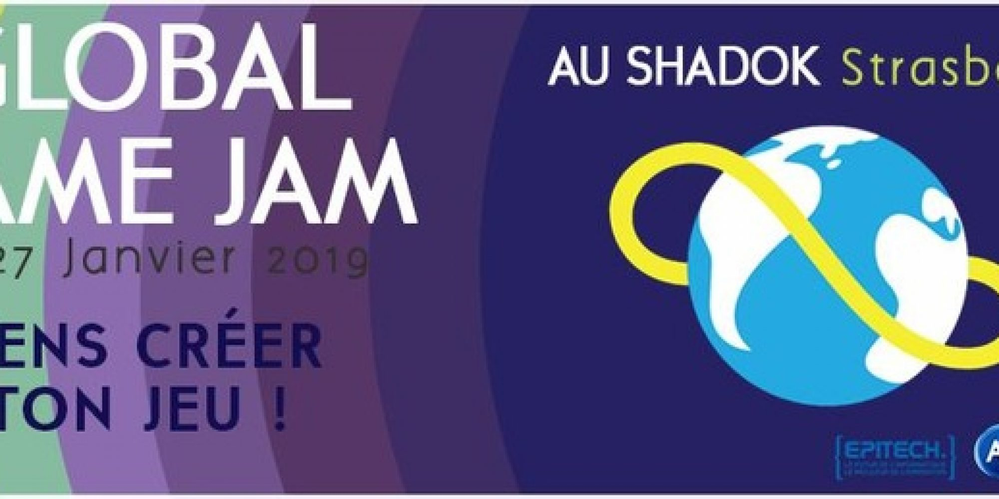 Global Game Jam Strasbourg 2019